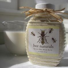 Queen Bee Milk Bath