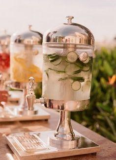 Costa Rica Wedding Ideas - Beach Wedding Decor - Signature Drinks - Perfect For Beach Weddings |