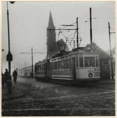 Beautiful S, Light Rail, The Hague, Old And New, Transportation, Memories, Black And White, Places, Memoirs