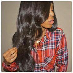 Let @lakiastar show you  How Amazing 8A Hair Is! www.aliexpress.com/store/237341  #brazilianhair #straighthair #cexxy  #8ahair #cexxyhair #8aminkhair