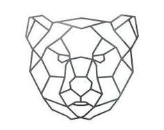 Bildergebnis für geometric bear                                                                                                                                                                                 Mehr