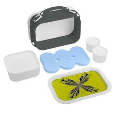 Fractal Butterfly lunchbox