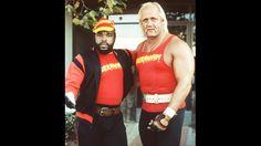 Hulk Hogan like you've never seen him before / Mr T