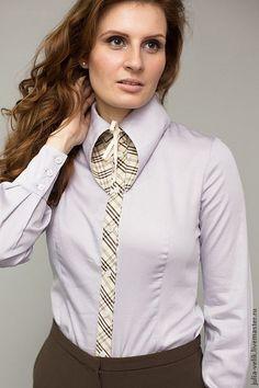 Купить Мир-Труд-Кайф - сиреневый, блузка женская, блузка нарядная, блузка из хлопка