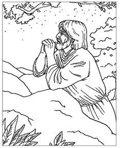 Jezus in Gethsemane
