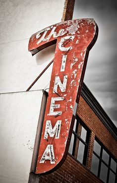 The Cinema by Marc Shur