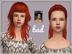 sims2defaults | hairhatwitch Supernatural Witch