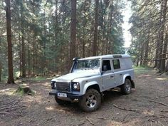 Land Rover Defender Utility Wagon Tdci Austrian Spec in Slovakia