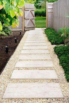 garden patio ideas #patioslabsidea #Gardenpath