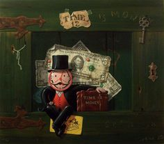 Gayle Blair Tate. Time is Money