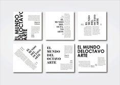 Maquetación en retícila modular 2 - New Sites Page Layout Design, Magazine Layout Design, Design Editorial, Editorial Layout, Mises En Page Design Graphique, Typographie Inspiration, Buch Design, Design Design, Magazin Design