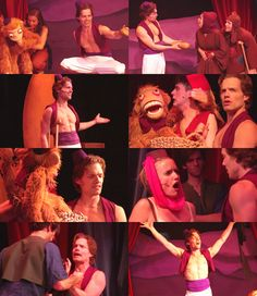 Twisted: The Untold Sorry of a Royal Vizier. (An Aladdin Parody) Team Starkid, Totally Awesome, Aladdin, Hogwarts, Musicals, Stage, It Cast, Friends, Girls