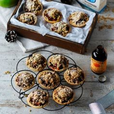 Crumble mince pies? Yes please!