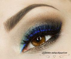 Night at the sea by ilovemyaddiction on Makeup Geek
