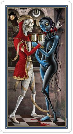 Deviant Moon Tarot Deck ::...