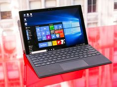 Packing more pixels into a slimmer body, and adding a redesigned keyboard, the Surface Pro 4 is the best Windows tablet/laptop hybrid to date. Microsoft Pro, Microsoft Surface Pro 4, Best Pc, Slim Body, Boat Plans, Windows 10, Linux, Macbook