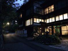 Shirahone Onsen, Nagano Japan