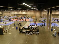 """The OCC""""s Exhibit Halls are highly adaptable and are available in a variety of different combinations."""