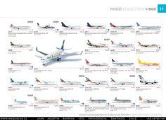 Catalogo Herpa wings 2015