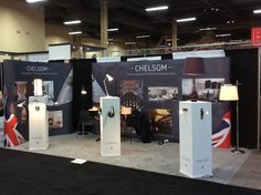 Our 2014 HD Las Vegas stand showcasing some of the fabulous new pieces from our latest collection, Edition 24