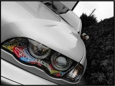 Trick and Tips Sticker Bomb idea design for vehicles as well as pictures – En Güncel Araba Resimleri Chevrolet Cruze, Voiture Honda Civic, Jdm, Vw R32, Automobile, Sticker Bomb, Car Goals, Car Tuning, Car Wrap