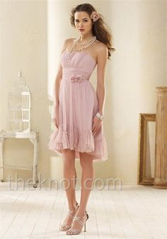 Alfred Angelo Vintage Bridesmaid- Em ! I love this! What do you think? I know you may not love strapless....