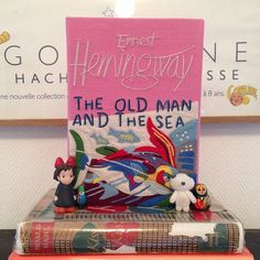 The Old Man and the Sea #olympialetan #bookclutch #hemingway