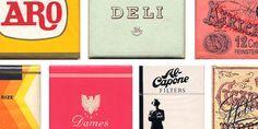 colour, texture, typography & nostalgia