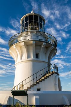 Photograph Seal Rocks Lighthouse NSW by rolandknight on Scenic Photography, Landscape Photography, Night Photography, Landscape Photos, Lighthouse Lighting, Lighthouse Pictures, Safe Harbor, Beacon Of Light, Beautiful Lights