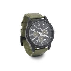 Wantful - Sprout Watches - Biodegradeable watch (Olive/black)