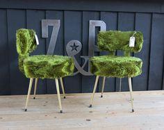 exemple de chaises relookées