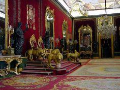 Palacio Real. Salón del Trono.