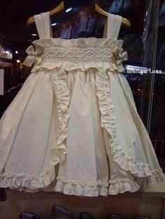 Resultado de imagem para vestidos niña la marquesita real