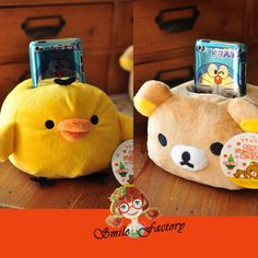 Super Cute Rilakkuma San-X Cell Phone Smartphones Holder 1pcs in Collectibles, Animation Art & Characters, Japanese, Anime | eBay