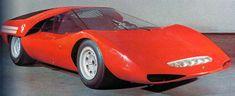 Abarth 2000 Pininfarina - 1969