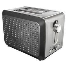 Bella Dots Toaster (Grey)