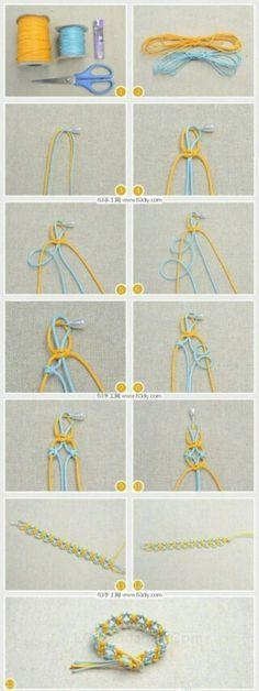 Handmade beaded jewelry, tutorials