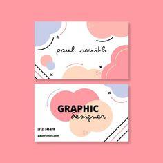 Thank You Card Design, Name Card Design, Stationery Design, Branding Design, Logo Design, Graphic Design Posters, Graphic Design Inspiration, Posters Conception Graphique, Bussiness Card