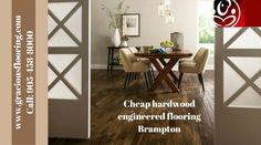 Gracious Flooring is one of the best Hardwood Flooring Stores in Brampton. Supplies Tiles, Laminate, Hardwood, Mouldings, Baseboards etc. Call us: Prefinished Hardwood, Engineered Hardwood, Cheap Hardwood Floors, Flooring Store, Serious Business, Baseboards, Buy Cheap, Ontario, Toronto