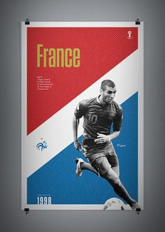 FIFA World Cup by Richard Marazzi -
