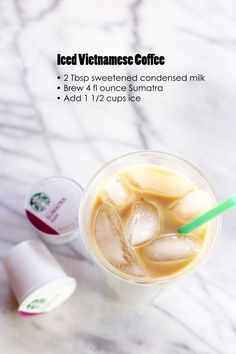 Try this: Iced Vietnamese Coffee #kcups
