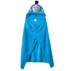 Thomas and Friends Hooded Wrap
