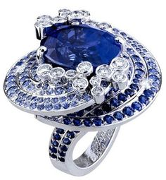 Tiffany Sapphire Ring... gorgeous!
