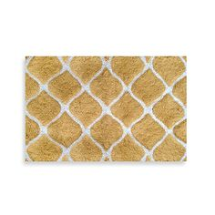 Colordrift Morocco Gold Bath Rug