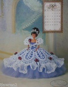 Annie Potter Presents 'Miss July 1998' Royal Wedding Collection RARE & HTF