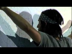 ▶ Tony Orrico: Endurance Drawings - YouTube (connected to Halee's pin of the spiral graph floor)