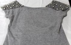 Customização de T-shirt | By Marina