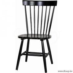 "Lifestyle94-Lifestyle Sao Luis Dining Chair Black . Prijs per stuk. 121535 <span style=""font-size: 6pt;""> Stoel-Eetkamerstoel-Eethoekstoel-Eettafelstoel-Eetstoel-chaise-repas-dining-chair-stuhl </span>"