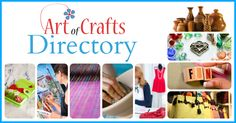 If you have a #handmade business, #craft blog, or sell through #Etsy #Folksy or another marketplace - consider placing a listing in our Art of Crafts Directory. The exposure we give your business through the site and across social media means access to a wider audience and therefore a greater potential for sales. Click the link to find out more or to place a listing http://artofcraftsdirectory.com/
