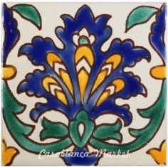 Andalusia - I love this style of tile